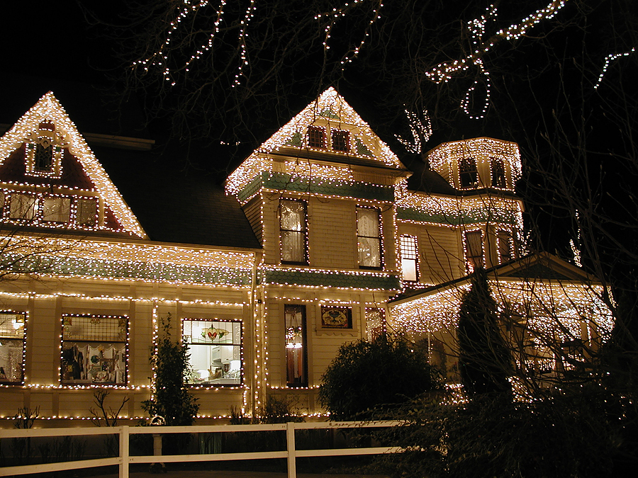 a san clemente christmas light installation company